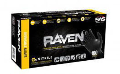 Picture of LARGE RAVEN GLOVES