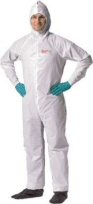 Picture of LARGE WHITE SHOOTSUIT