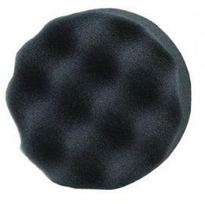 "Picture of 3"" BLACK FOAM VELCRO PAD"