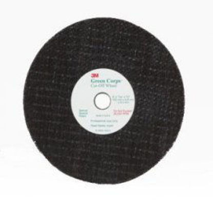 """Picture of 3M CUT-OFF WHEELS 3/16"""" 5PK"""