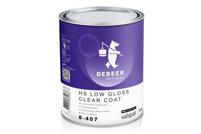 Picture of LITER OF HS LOW GLOSS CLEARCOAT
