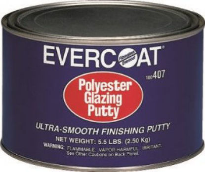 Picture of POLYESTER GLAZING PUTTY 2 QT