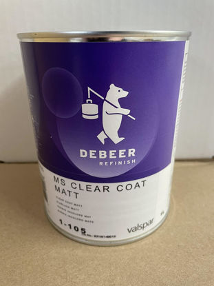 Picture of MS CLEAR COAT MATTE