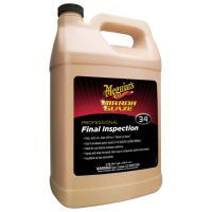 Picture of GALLON OF FINAL INSPECTION