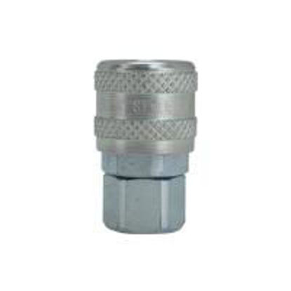 Picture of FEMALE COUPLER  { A-STYLE }