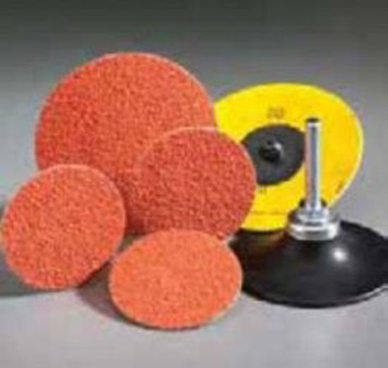 """Picture of 2"""" 50 GRIT ' R ' STYLE DISC"""