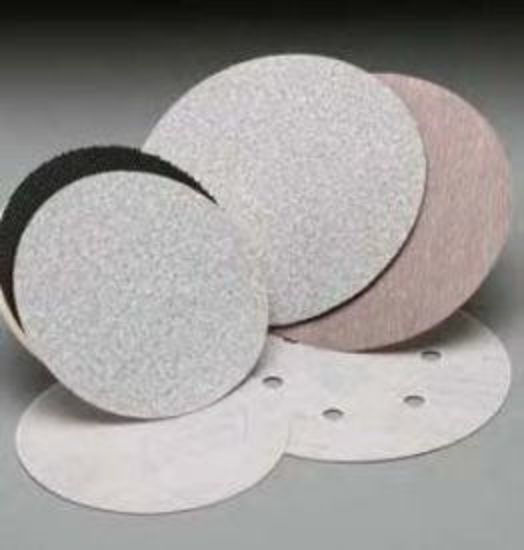 """Picture of 6"""" 320 GRIT VELCRO"""
