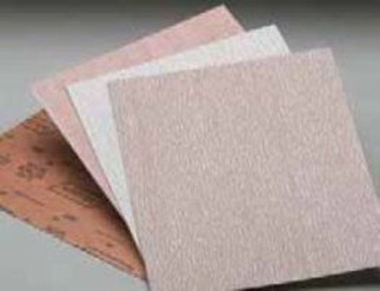 Picture of 80 GRIT 9X11 PAPER SHEETS