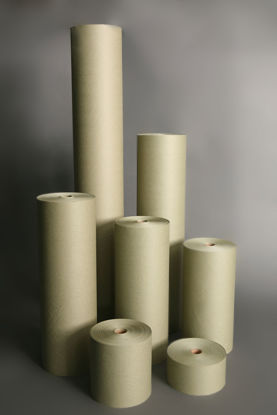 """Picture of ROLL OF 12"""" GREEN MASKING PAPER"""