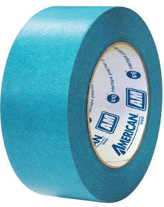 """Picture of SLEEVE OF 2""""  AQUA TAPE"""