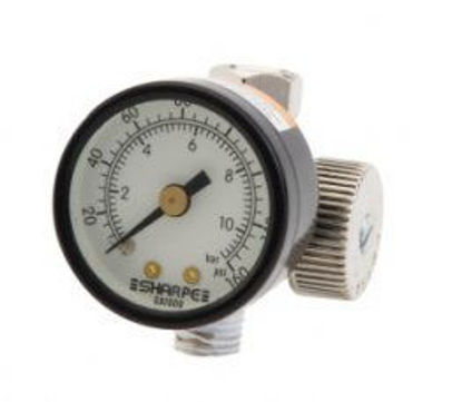 Picture of AIR VALVE WITH GAUGE