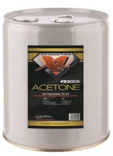 Picture of 5 GALLON PAIL OF ACETONE