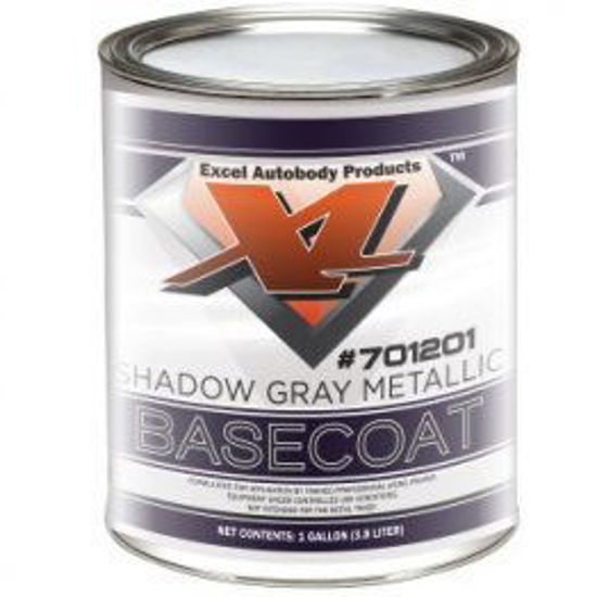 Picture of GALLON OF SHADOW GRAY METALLIC