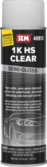Picture of 1K HS SEMI GLOSS CLEAR