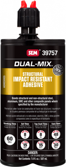 Picture of STRUCTURAL IMPACT RESISTANT ADHESIVE