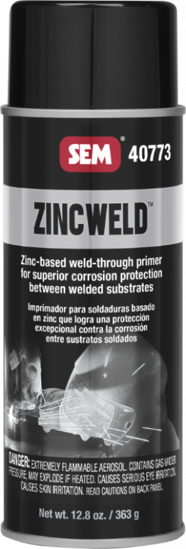 Picture of AEROSOL CAN OF ZINC WELD PRIMER