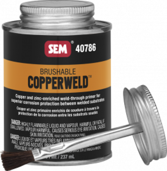 Picture of COPPER BRUSHABLE WELD THRU PRIMER