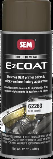 Picture of EZ COAT OLIVE BROWN