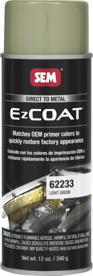 Picture of EZ COAT LIGHT GREEN