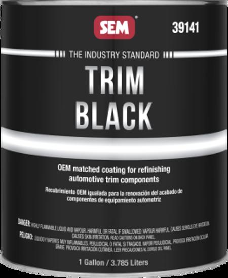 Picture of GALLON OF TRIM BLACK
