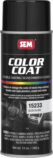 Picture of GLOSS BLACK COLOR COAT