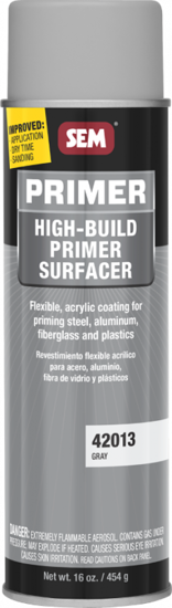 Picture of GRAY HIGH BUILD PRIMER