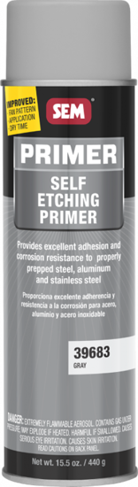 Picture of GRAY SELF-ETCH PRIMER