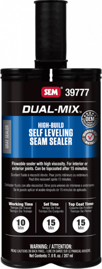 Picture of HIGH-BUILD SELF LEVELING SEAM SEALER