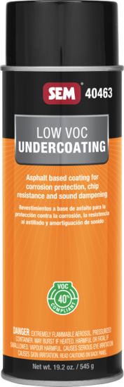 Picture of LOW VOC UNDERCOATING