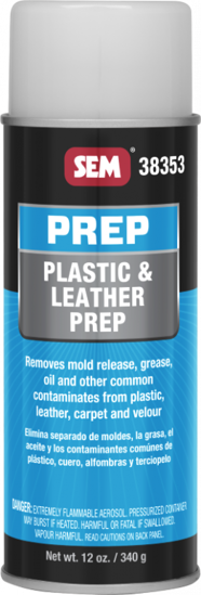Picture of PLASTIC AND LEATHER PREP