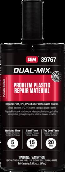 Picture of PROBLEM PLASTIC REPAIR