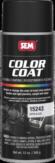 Picture of SATIN BLACK COLOR COAT