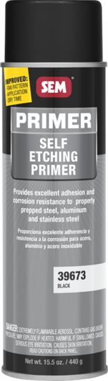 Picture of SELF-ETCH PRIMER BLACK