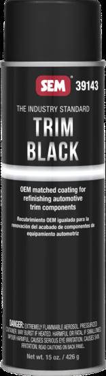 Picture of TRIM BLACK