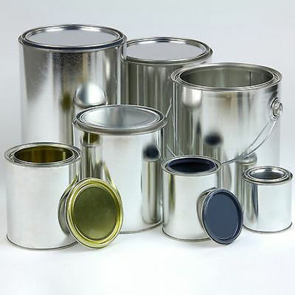 Picture of CASE OF MT GALLON MIXING CANS