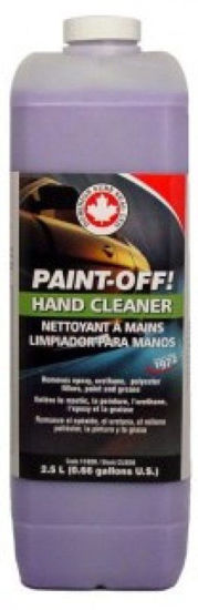 Picture of 2.5 LTR PAINT OFF HAND CLEANER