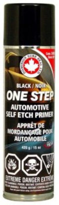 Picture of AEROSOL CAN OF BLACK SELF-ETCH PRIMER