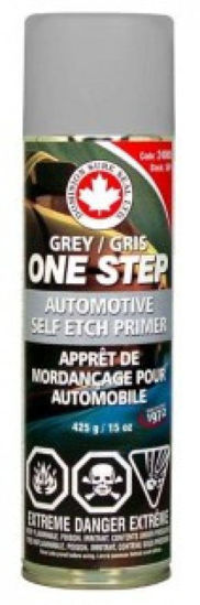 Picture of AEROSOL CAN OF GRAY SELF-ETCH PRIMER
