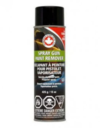 Picture of AEROSOL CAN OF SPRAY GUN CLEANER
