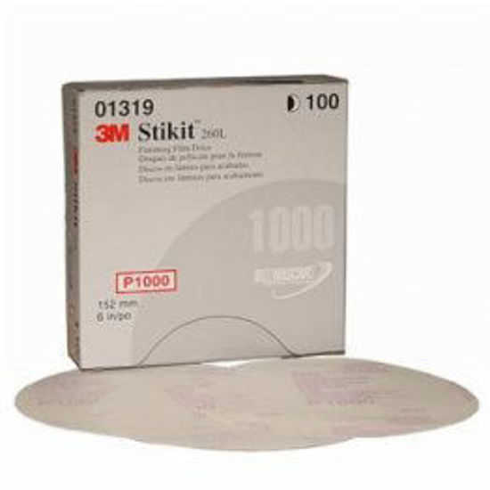 """Picture of 6"""" 1000 GRIT PSA"""