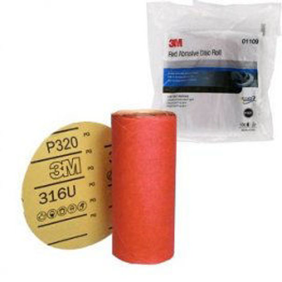 """Picture of 6"""" 240 GRIT PSA"""