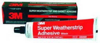 Picture of BLACK WEATHER STRIP ADHESIVE