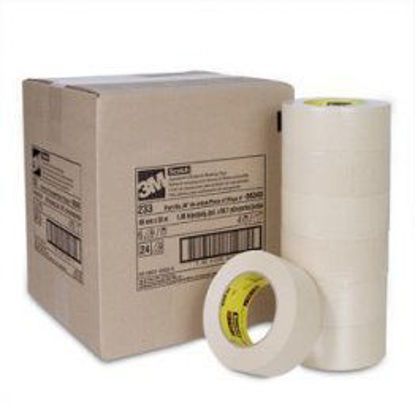"""Picture of CASE OF 2"""" TAN MASKING TAPE"""