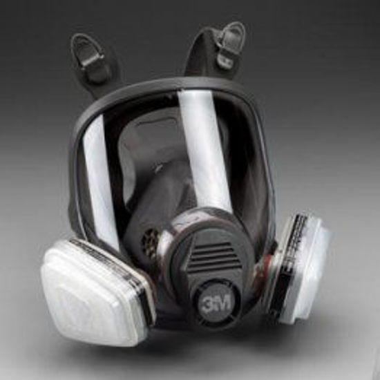 Picture of LARGE FULL FACE RESPIRATOR