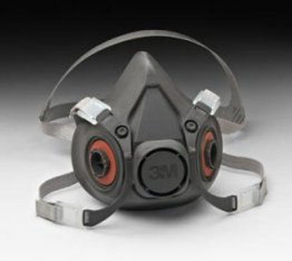 Picture of LARGE RESPIRATOR FACE PIECE