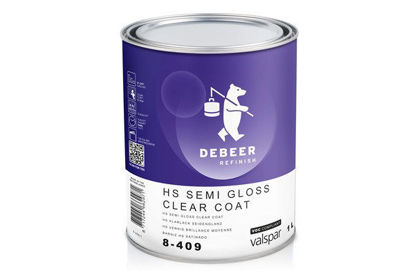 Picture of LITER OF HS SEMI-GLOSS CLEARCOAT