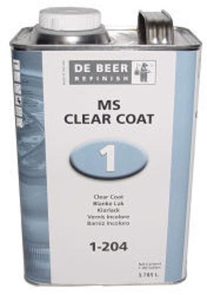 Picture of MS CLEAR COAT