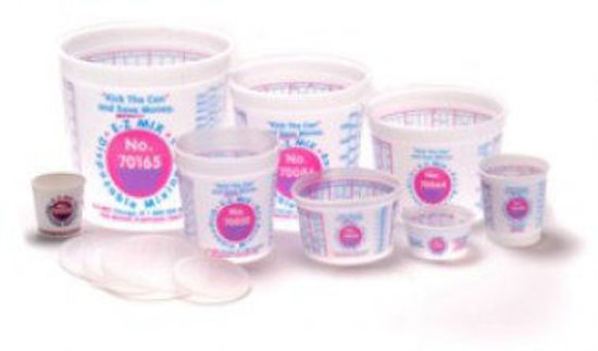 Picture of CASE OF 1/2 PINT MIXING CUPS