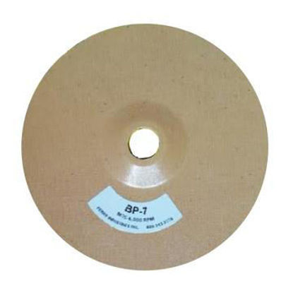 """Picture of 7"""" PHENOLIC BACK UP PAD"""