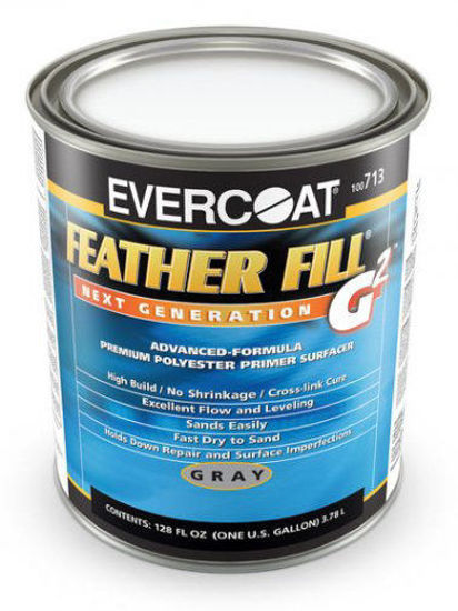 Picture of G2 GRAY POLYESTER PRIMER